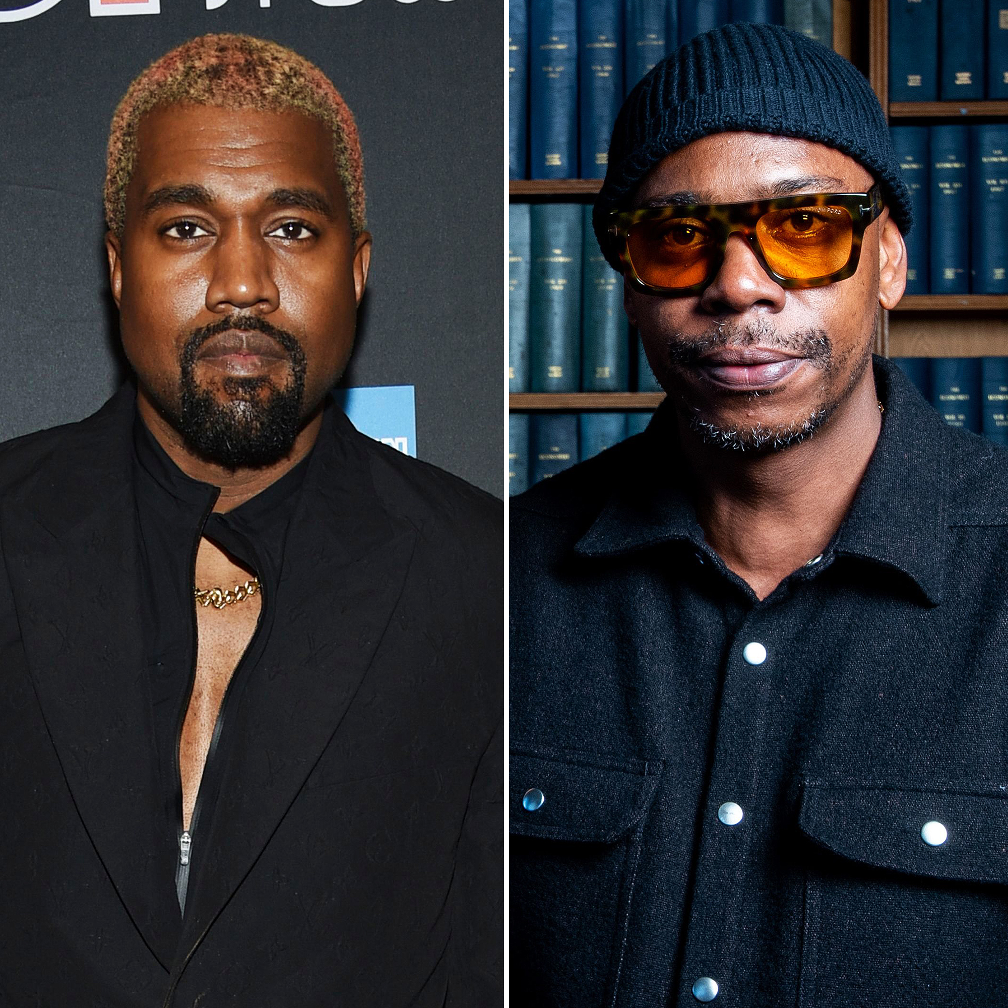 Kanye West Reveals True Friend Dave Chappelle Flew to Wyoming to Check on Him 1