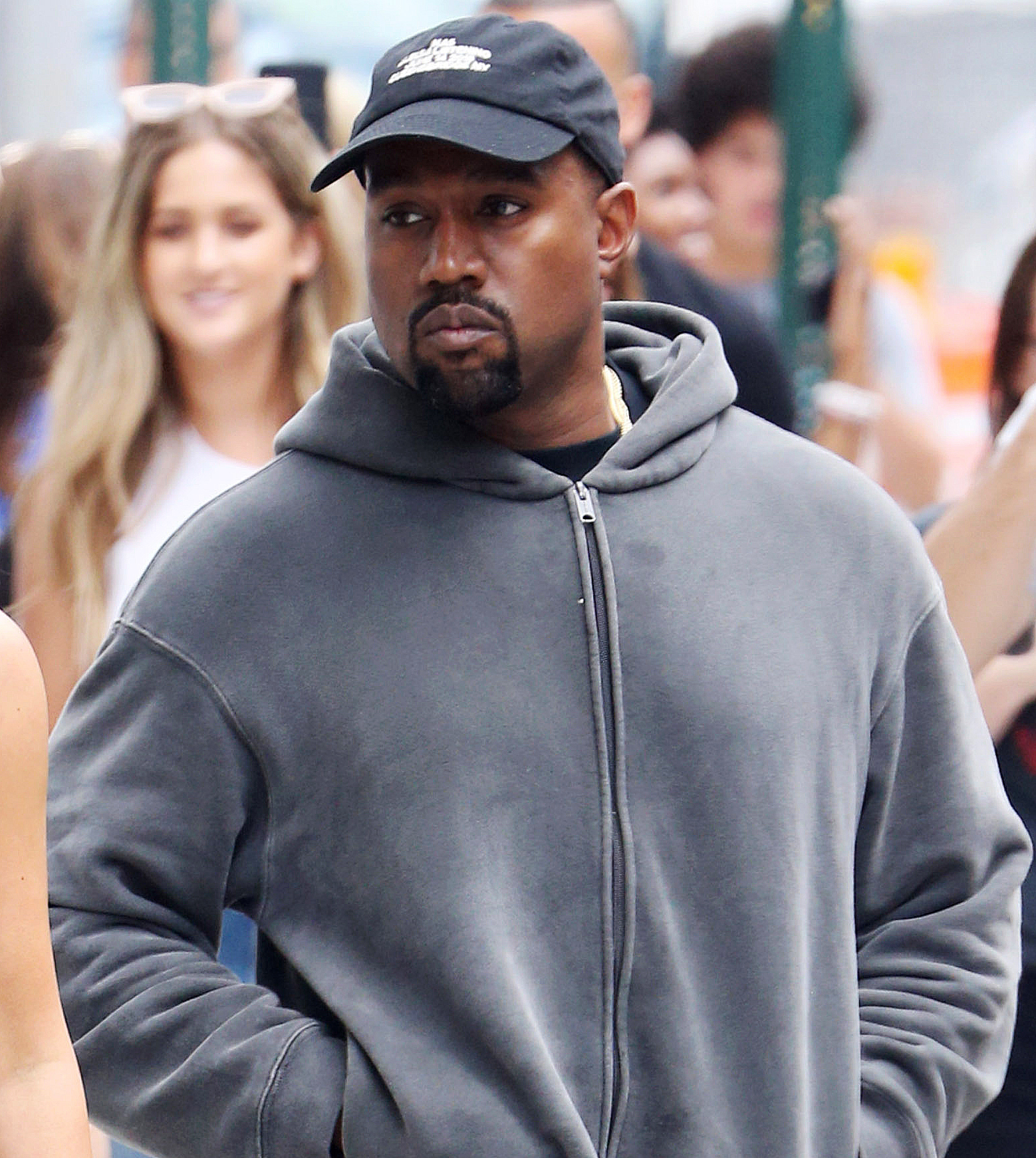 Kanye Wests Friend GLC the Ism Says Rappers Not OK Amid Recent Behavior