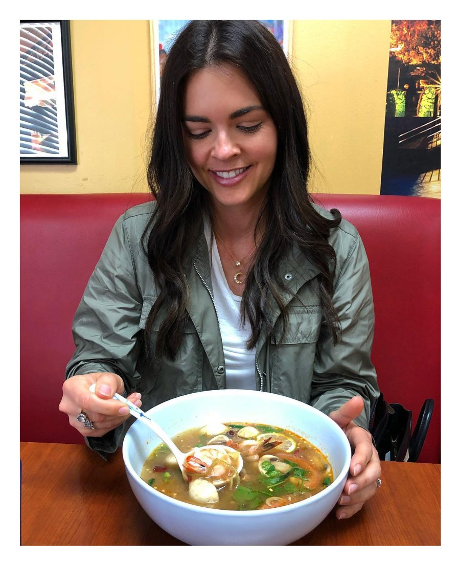 Katie Lee Stars Share What They Eat for Lunch