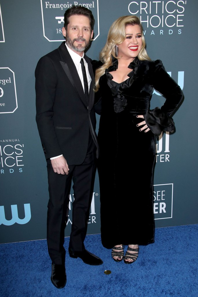 Kelly Clarkson Ex Brandon Blackstock Responds to Divorce Petition