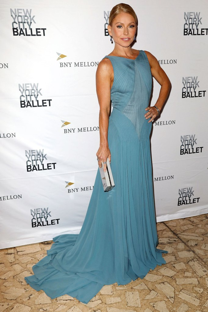Kelly Ripa Jokes About Being on an All Carbohydrate Diet