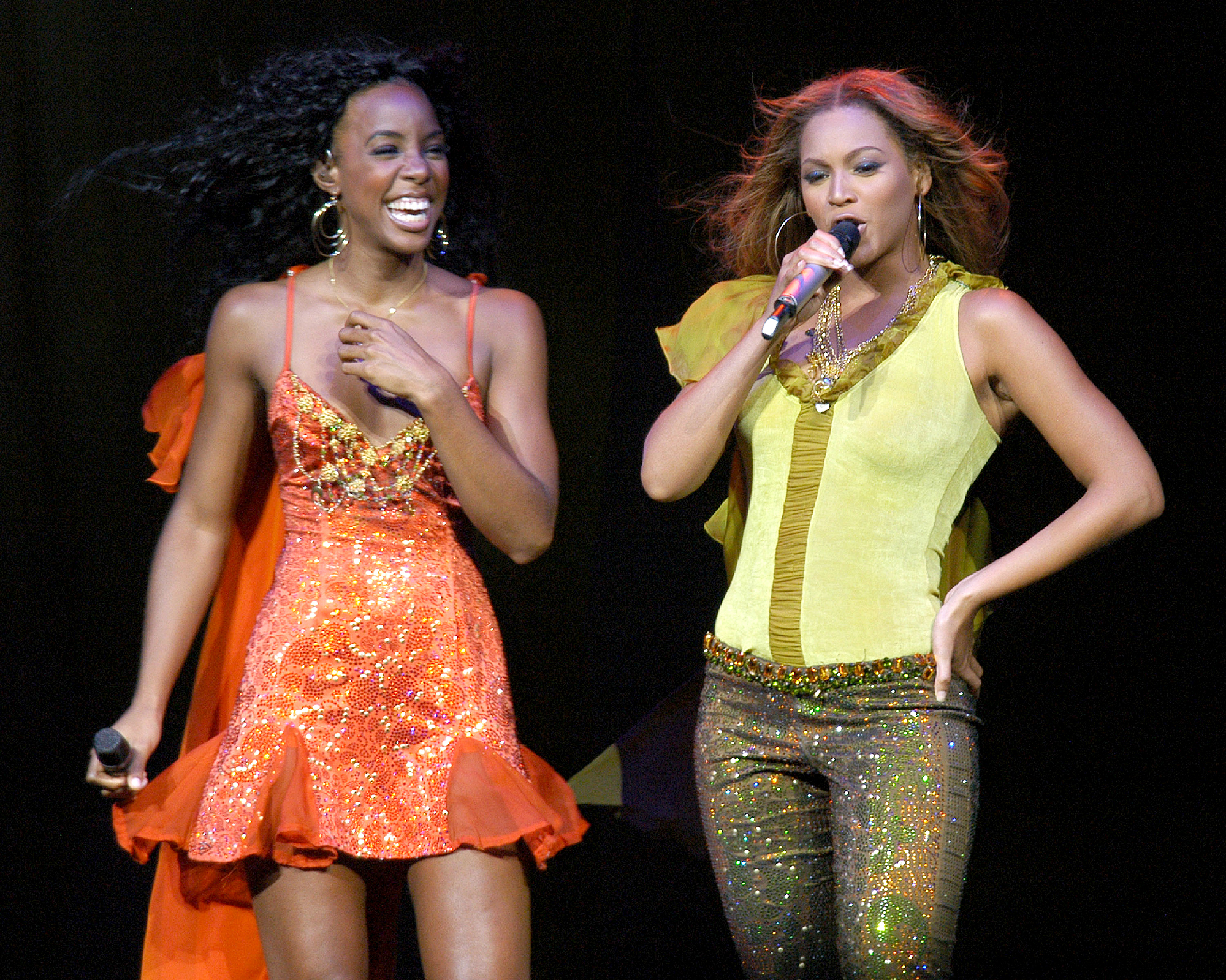 Kelly Rowland Says She Was Overshadowed by Beyonce for A Whole Decade