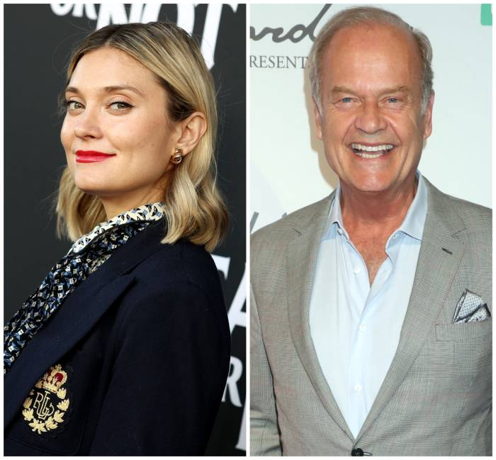 Kelsey Grammer's Actress Daughter Spencer Slashed by Attacker at NYC Restaurant