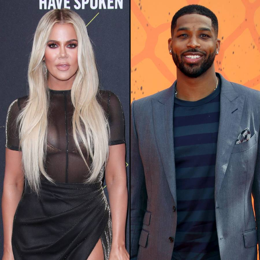 Khloe and Kourtney Kardashian Kris Jenner Attend July 4 Party at Tristan Thompson s L A Home
