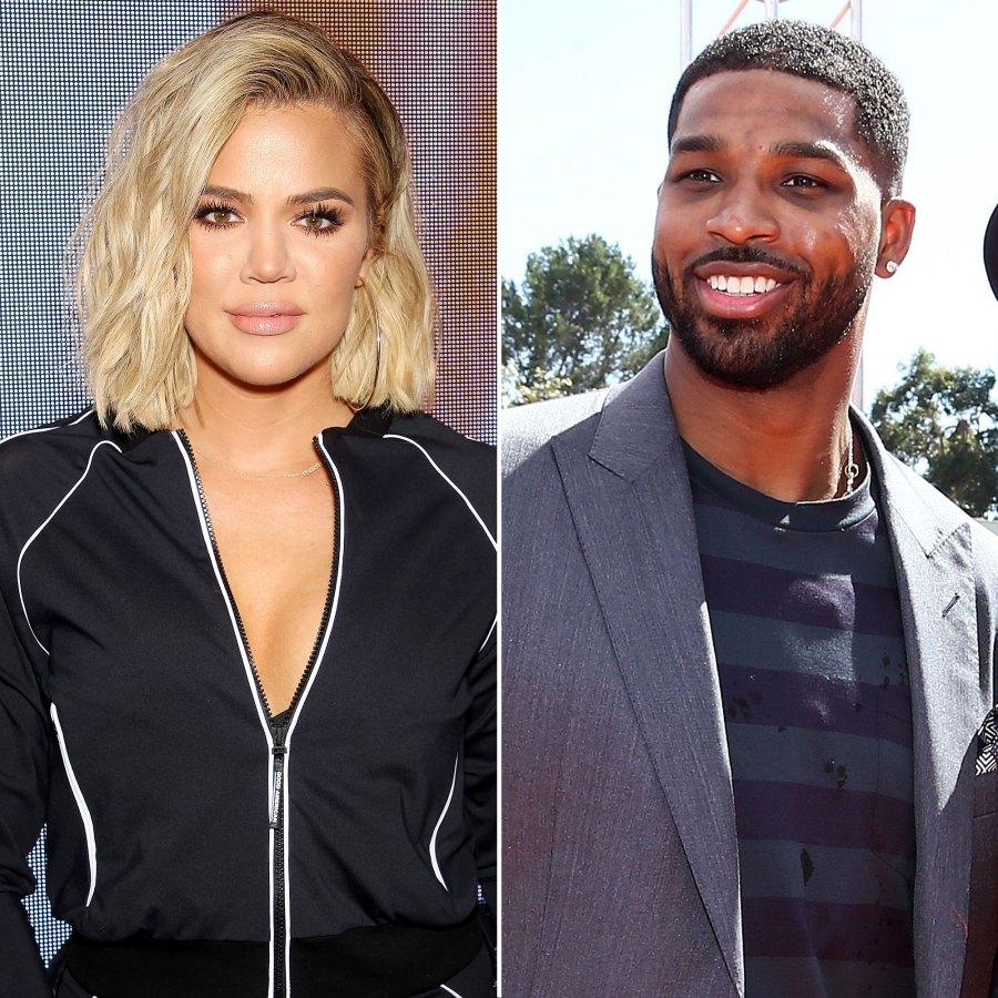 Khloe Kardashian Coparenting With Tristan Thompson Partner