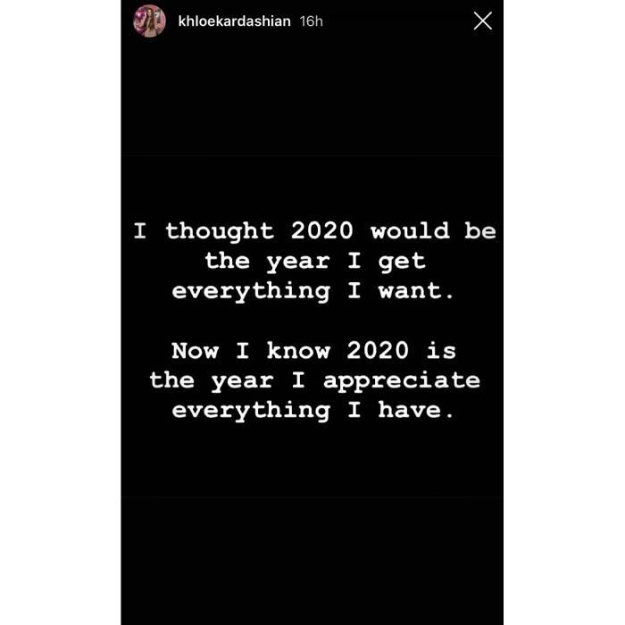 Khloe Kardashian Posts About Spreading Positivity Amid Kanye West Drama