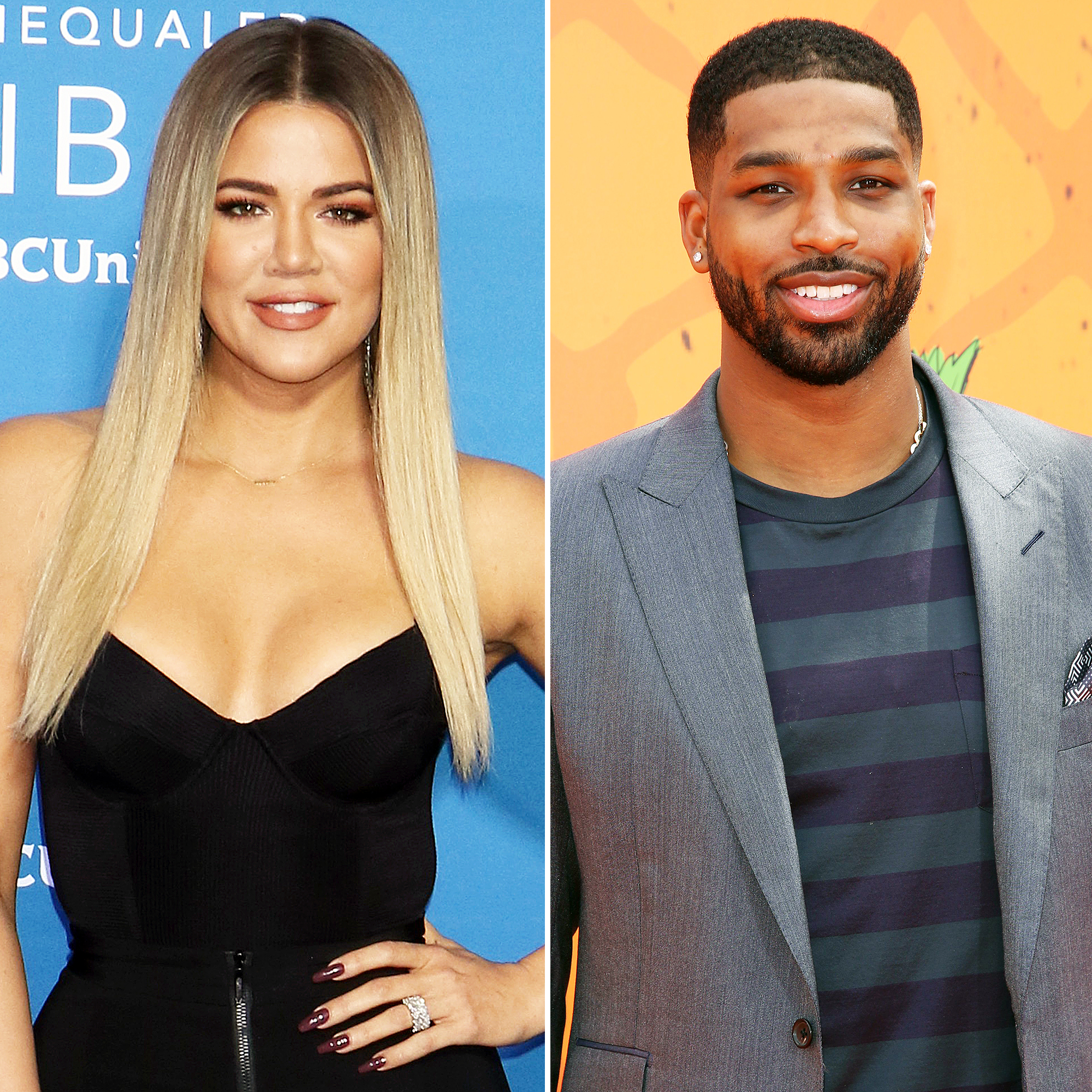 Khloe Kardashian Seemingly Responds to Engagement Rumors About Her and Tristan Thompson