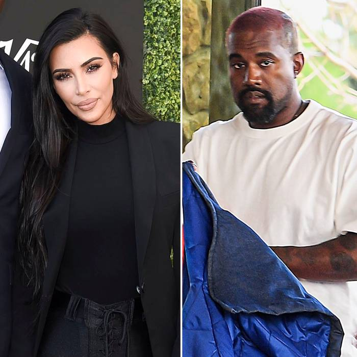 Kim Kardashian Focused Kanye West Well-Being' Amid Drama