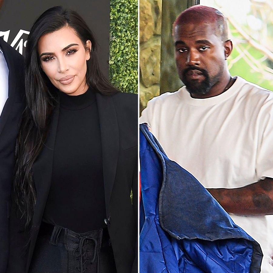 Kim Kardashian Focused Kanye West Well-Being Amid Drama