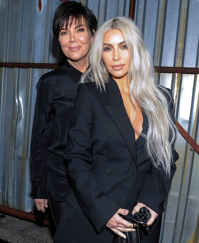 Kim Kardashian Her Family Are Protecting Her Kids From Kanye West Drama