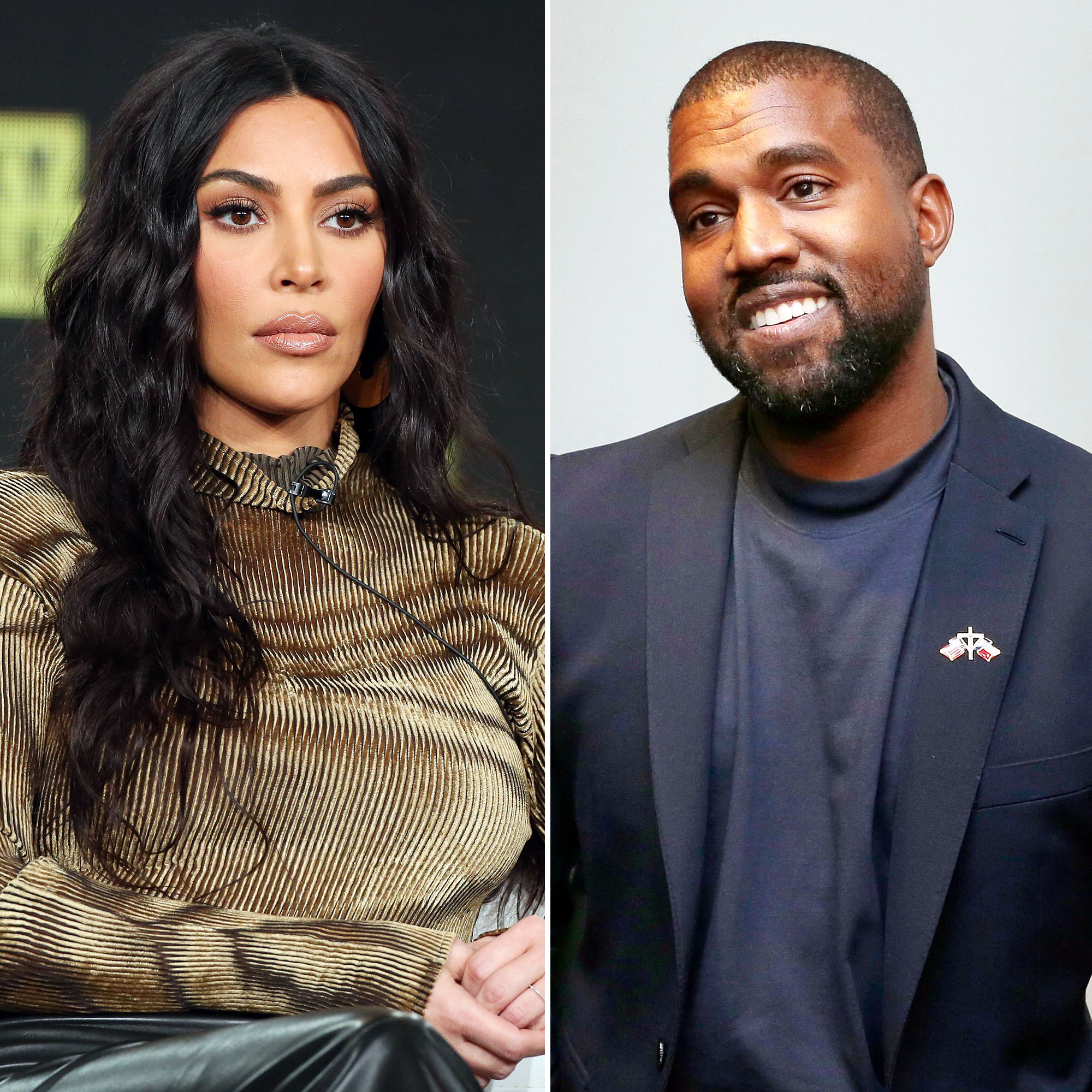 Kim Kardashian Is Deeply Upset After Kanye West Shocking Tweets