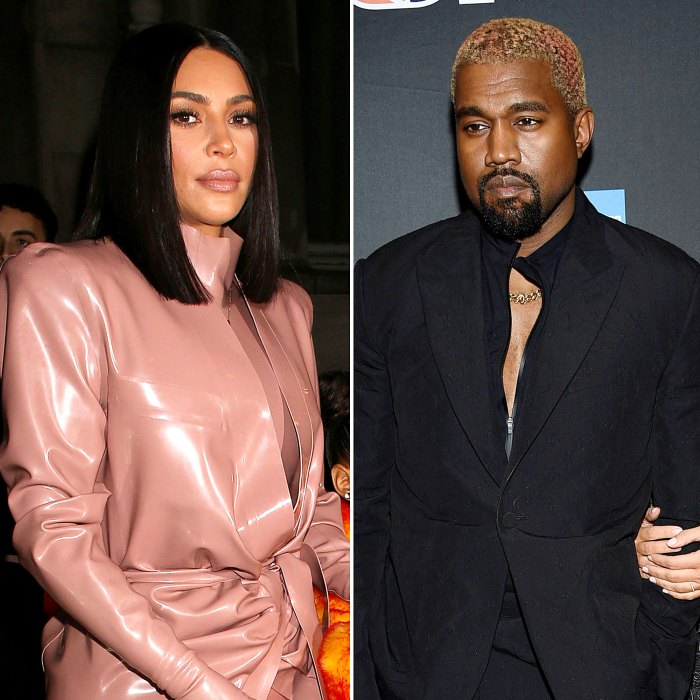 Kim Kardashian Meeting With Divorce Lawyers After Kanye West's Tweetstorm