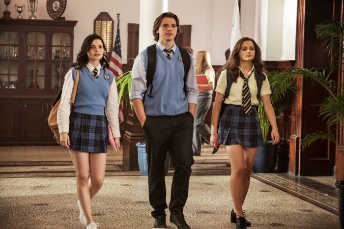 Meganne Young Joel Courtney Joey King The Kissing Booth 2