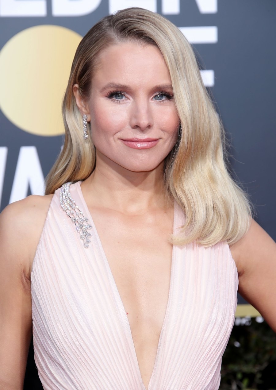 5 Times Kristen Bell Proved She Looks Flawless Makeup-Free: Pics