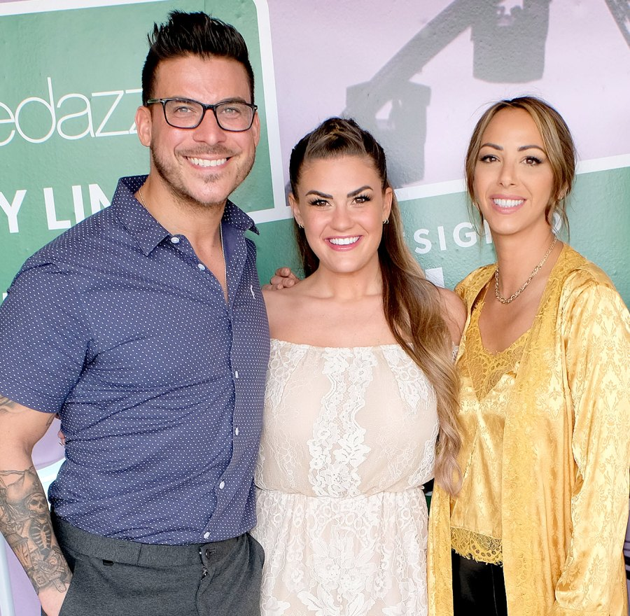 Kristen Doute Heads to Kentucky With Boyfriend Alex Menache to Visit Brittany Cartwright and Jax Taylor