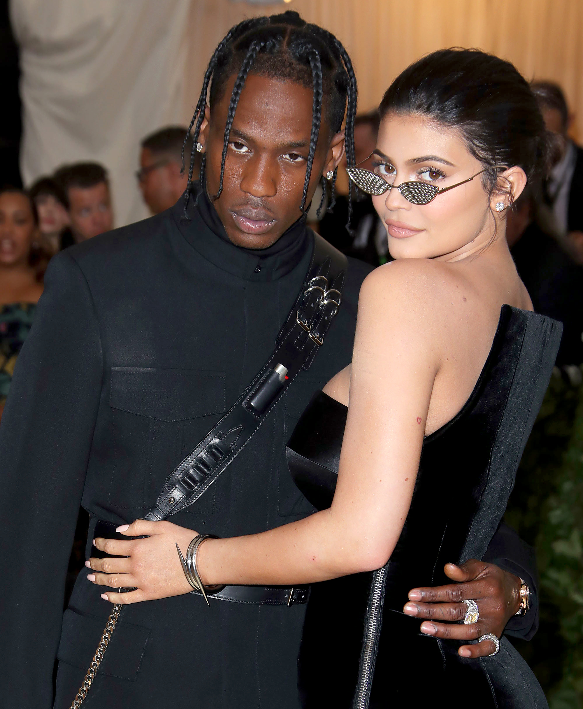 Kylie Jenner Travis Scott Shared A Room During Quarantine Trip
