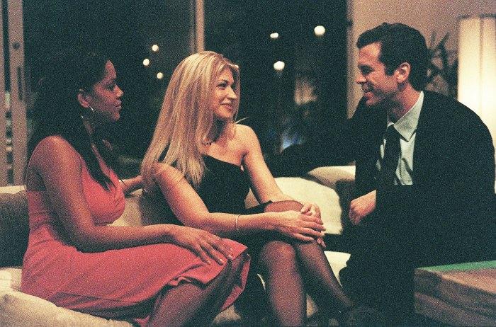LaNease Adams Rachel Lanzillotto and Alex Michel on The Bachelor LaNease Adams Details Racist Backlash After The Bachelor Season 1