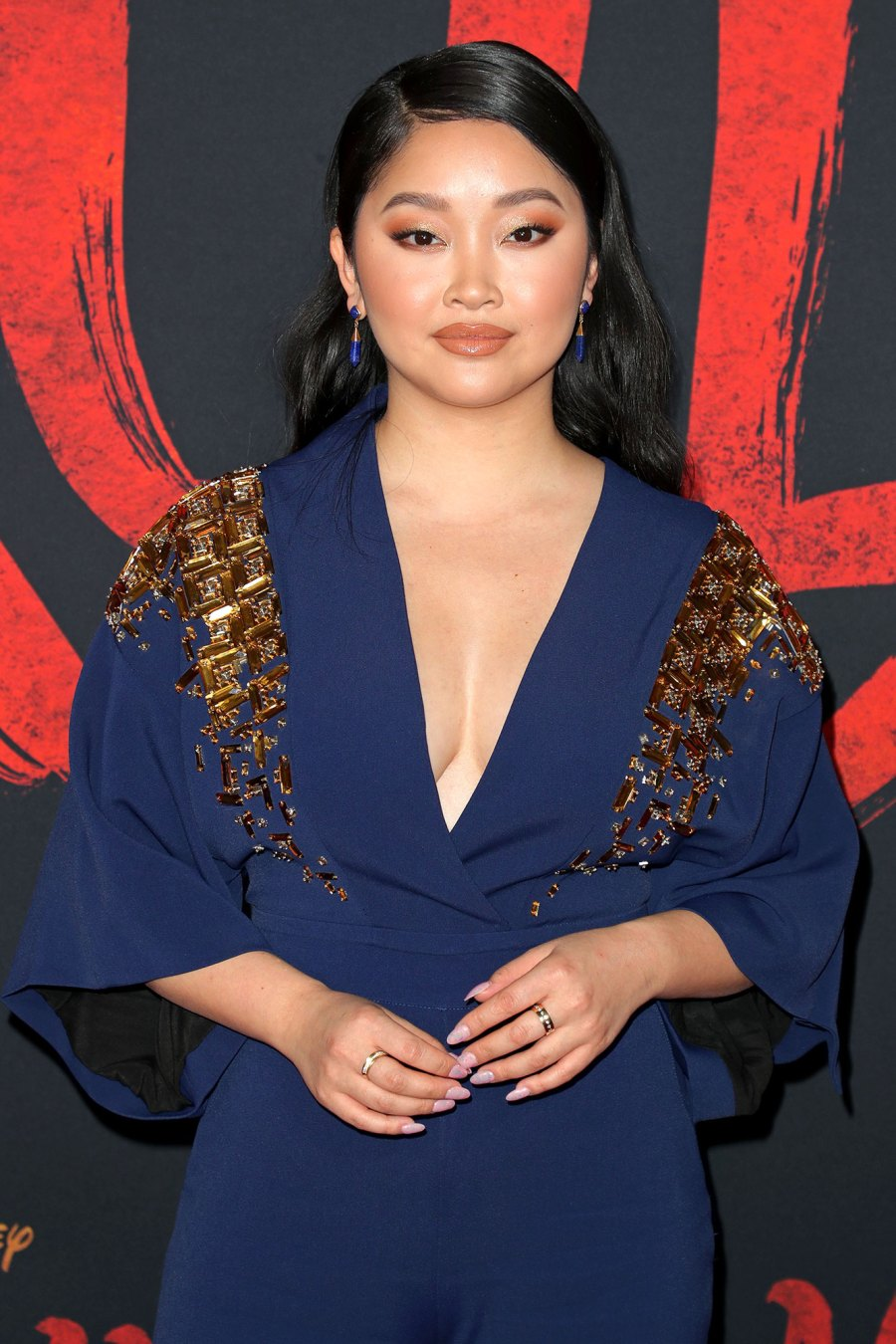 Lana Condor Stars Share What They Eat for Lunch