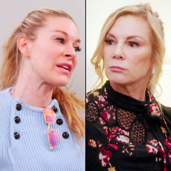 Leah McSweeney Calls Out Terrible Person Ramona Singer