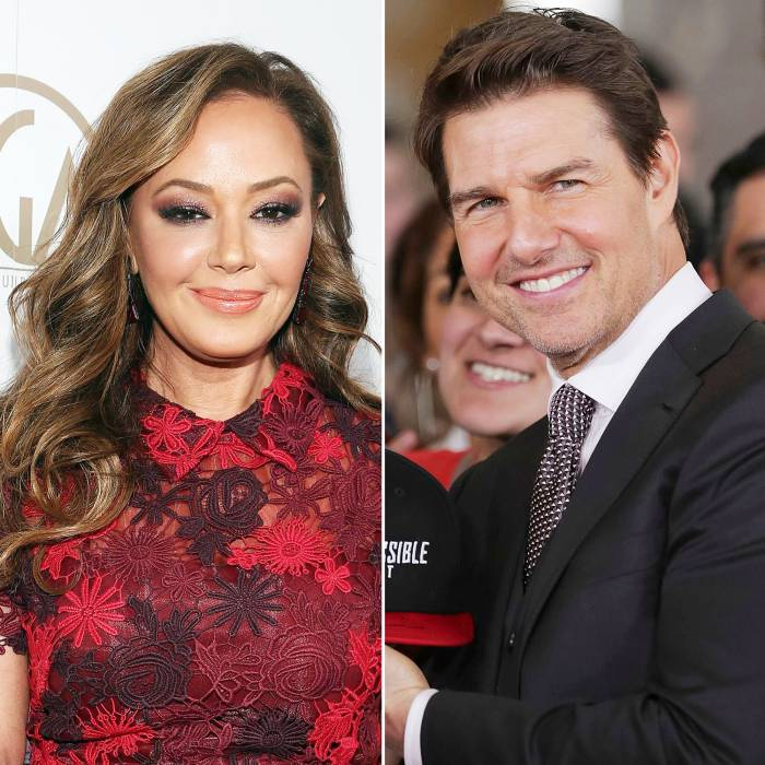 Leah Remini Claims Tom Cruise Has Manipulated His Image Through Scientology