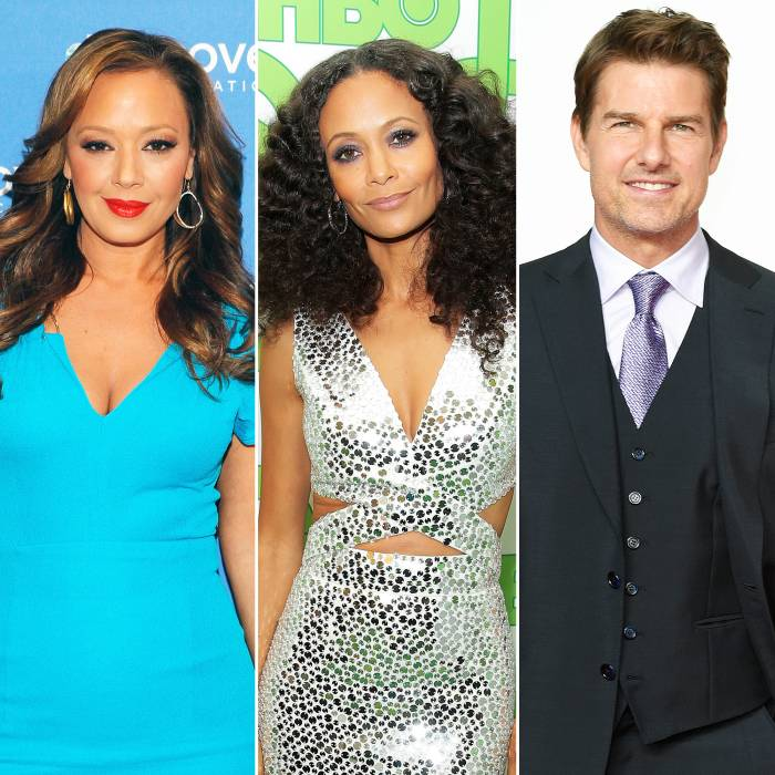 Leah Remini Says Thandie Newton Was Brave for Coming Forward About Her Nightmare Experience With Tom Cruise