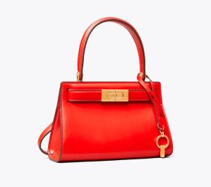 Lee Radziwill Petite Bag (Brilliant Red)