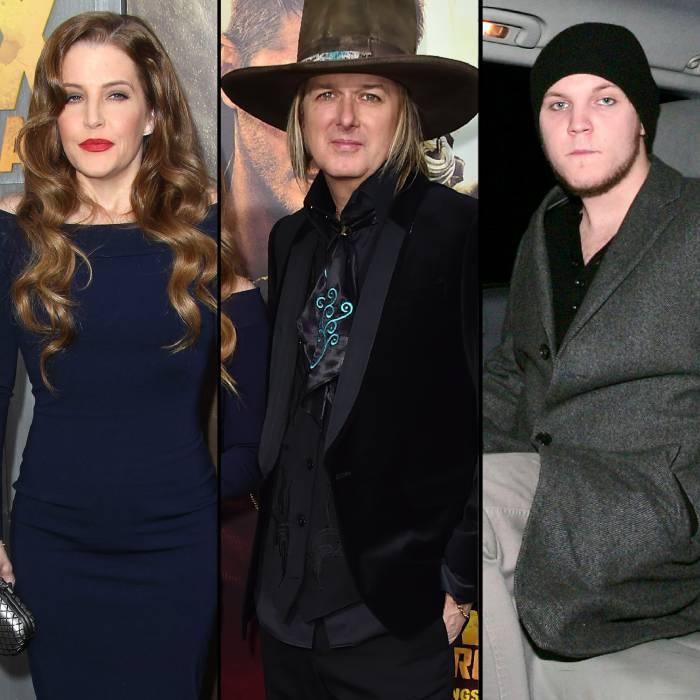 Lisa Marie Presleys Estranged Husband Michael Lockwood Fears She Will Relapse After Son Benjamin Keoughs Suicide
