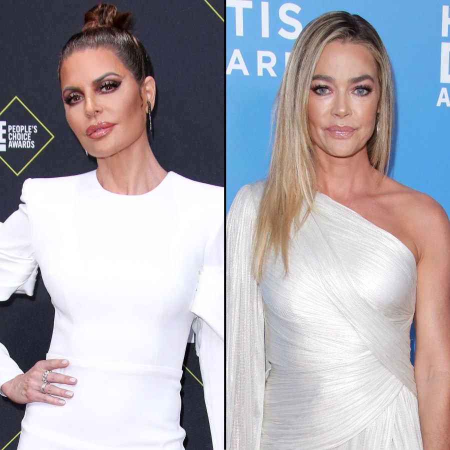 Lisa Rinna Continues to Shade Denise Richards Post RHOBH Reunion