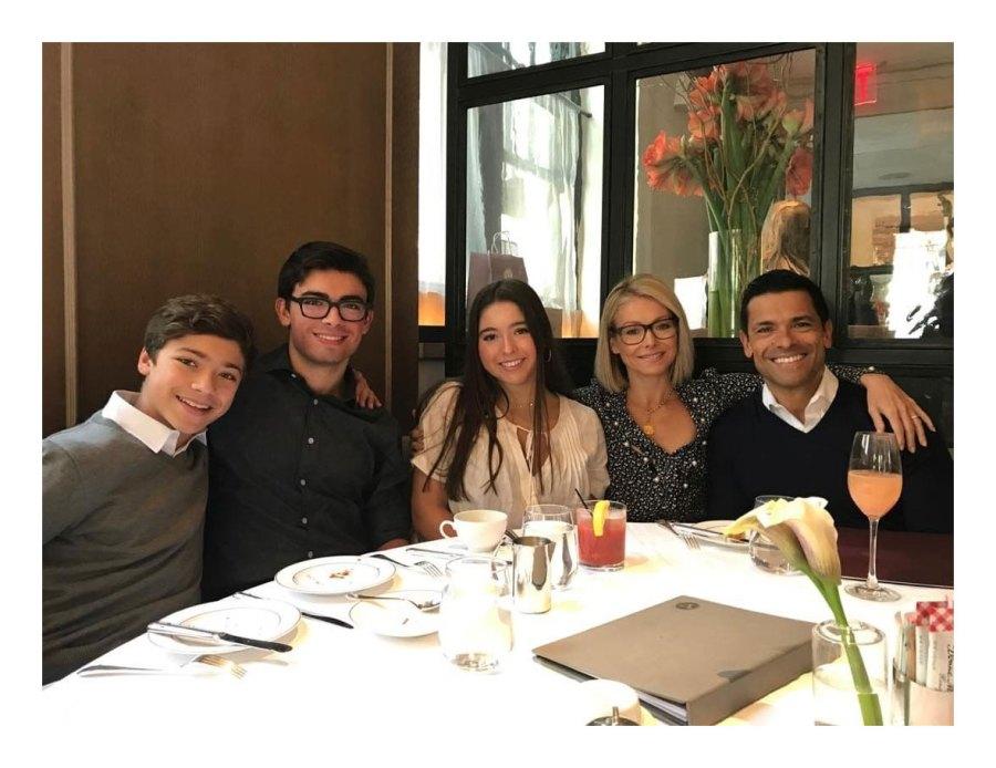 Lola Chimes In Mark Instagram Every Time Kelly Ripa and Mark Consuelos Flirted on Social Media