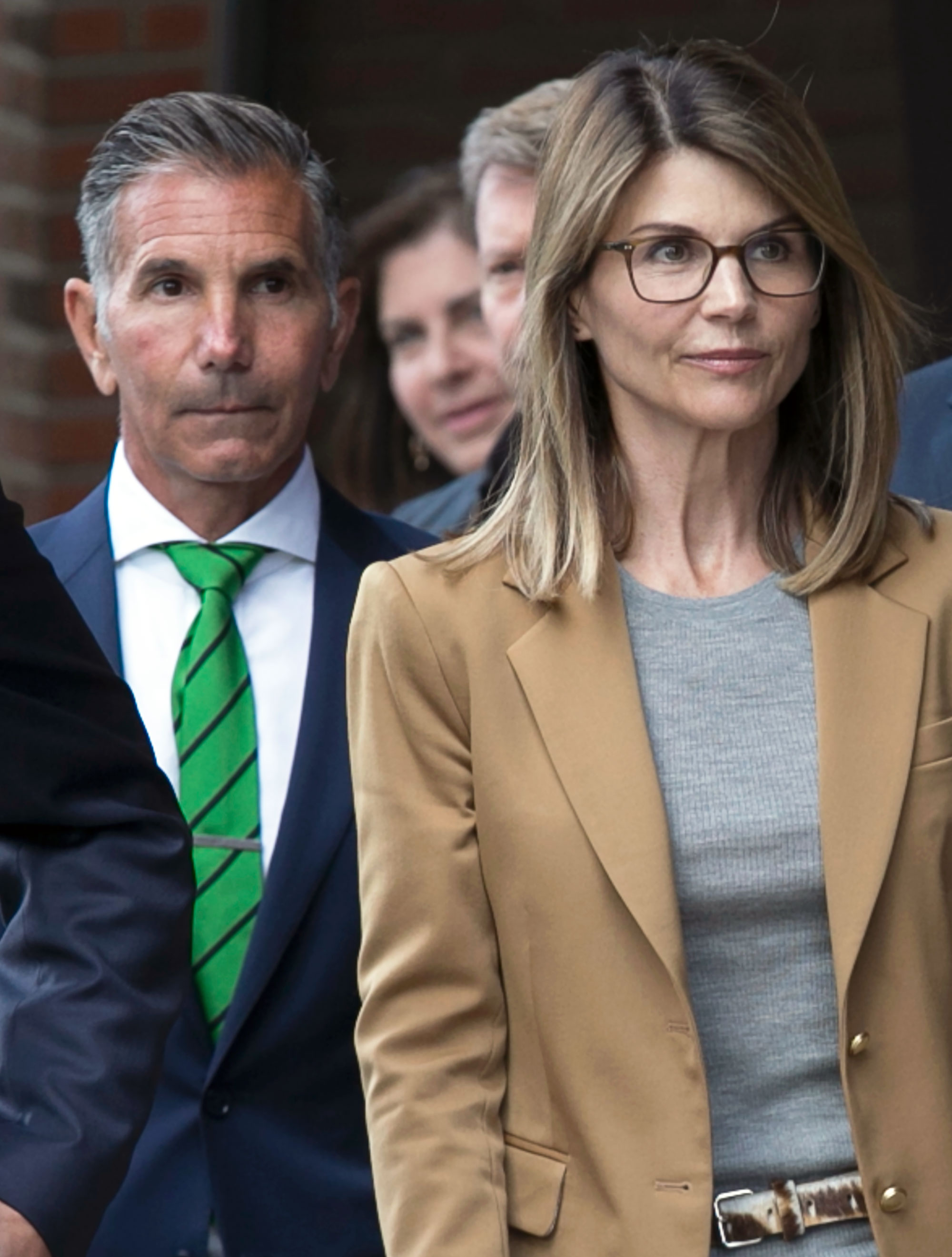 Lori Loughlin and Mossimo Giannulli Ask Judge to Reduce $1 Million Bonds in College Admissions Case