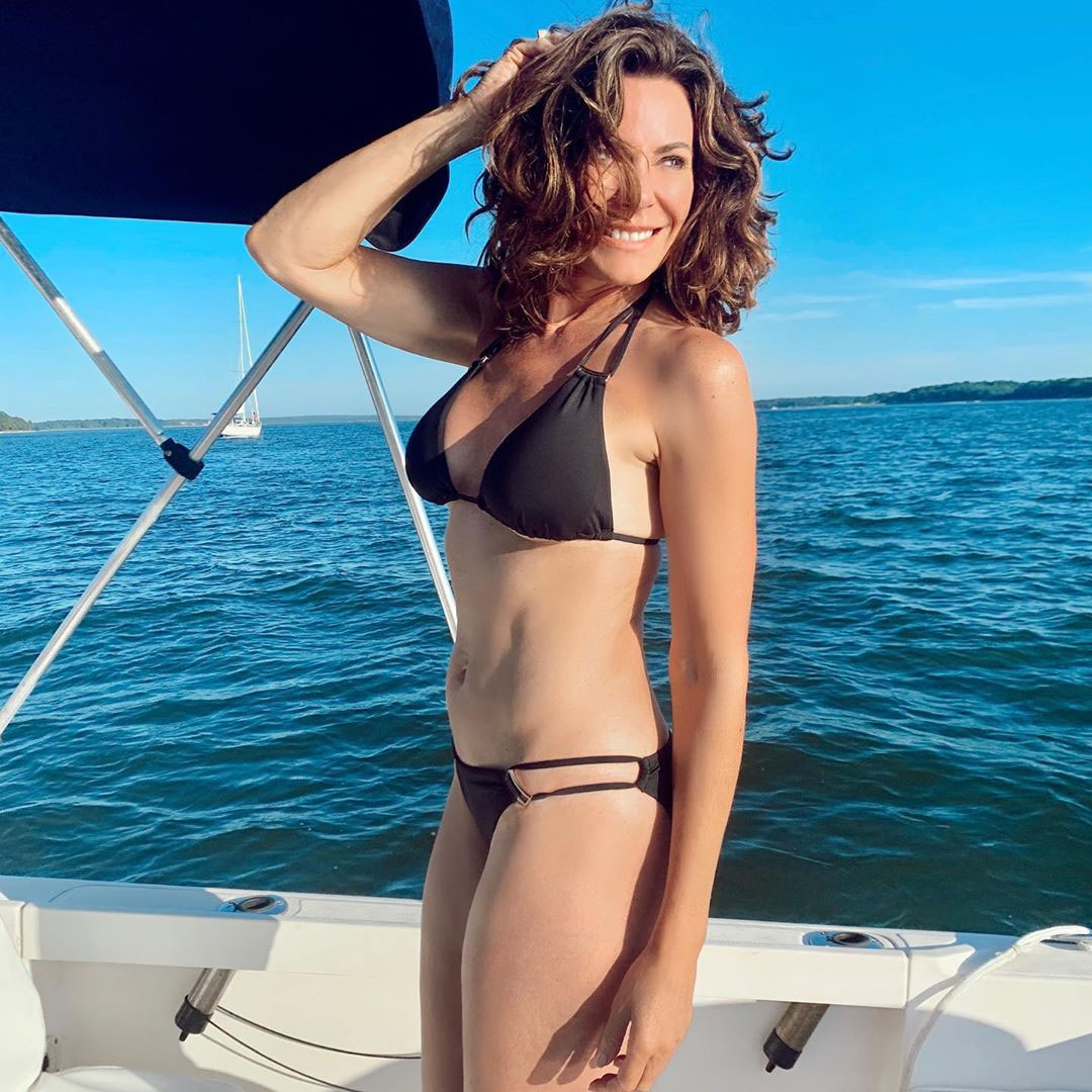 Milf bikini models The Fittest Celeb Bodies Over 50 In Hollywood
