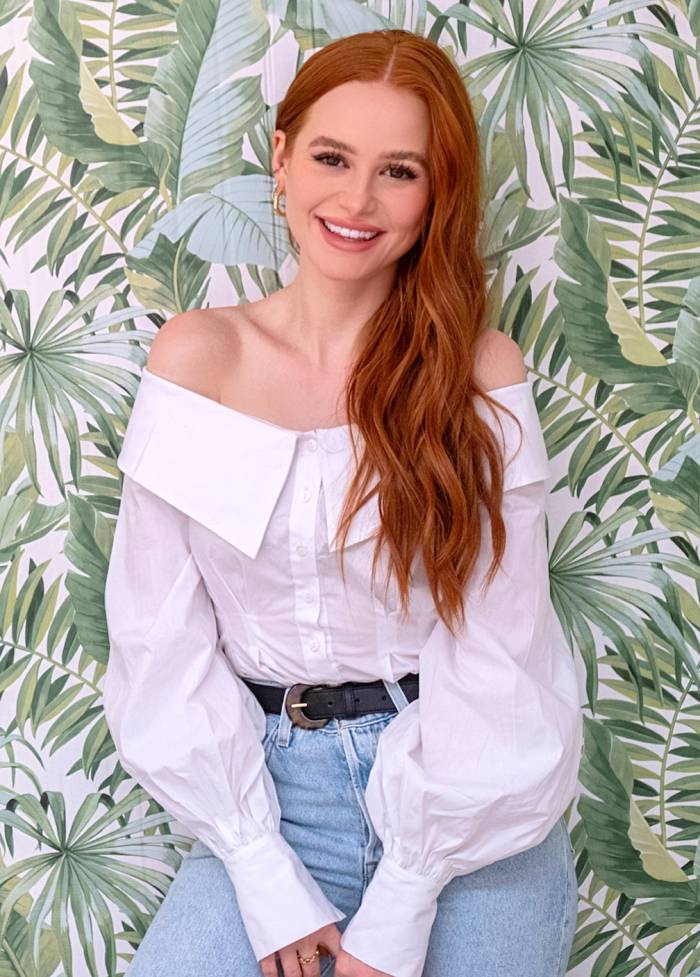 Madelaine Petsch Says Riverdale Group Chat Is Still Lit Up During Quarantine DJ