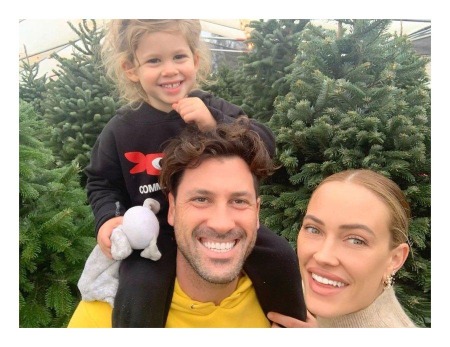 Maksim Chmerkovskiy and Peta Murgatroyd Instagram Dancing With the Stars Babies Which Pros Gave Birth