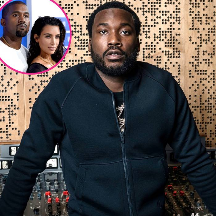 Meek Mill Posts Cryptic Quote After Kanye West Kim Kardashian Tweet