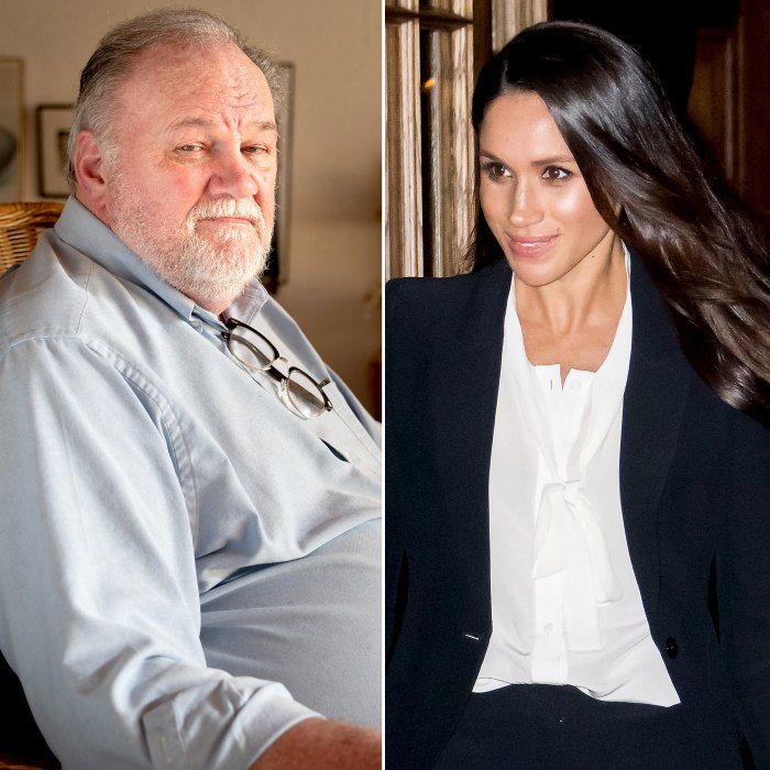 Meghan Markle Dad Has Been Trying to Get in Touch With Her