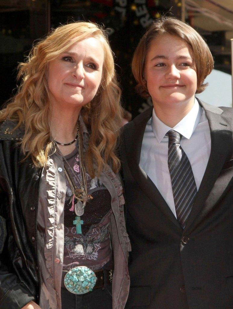 Melissa Etheridge and Son Beckett Cypher Healing Death