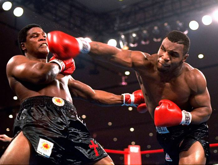 Mike Tyson Returning to Boxing After 15 Years