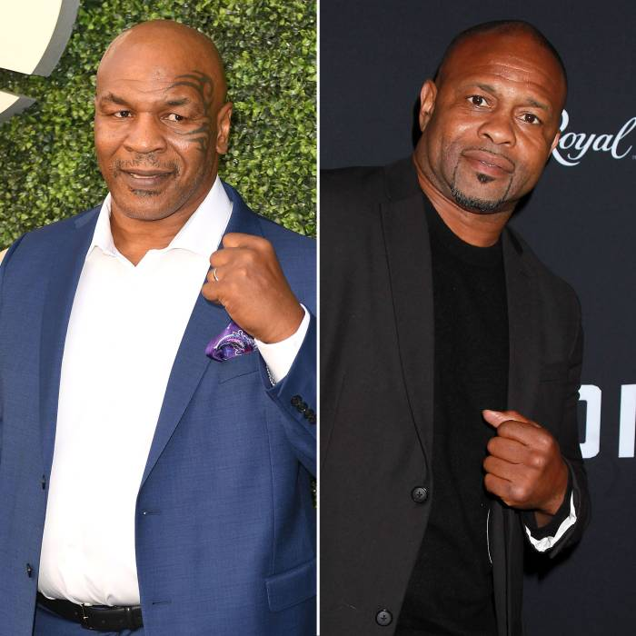 Mike Tyson Returning to Boxing After 15 Years Set to Fight Roy Jones Jr