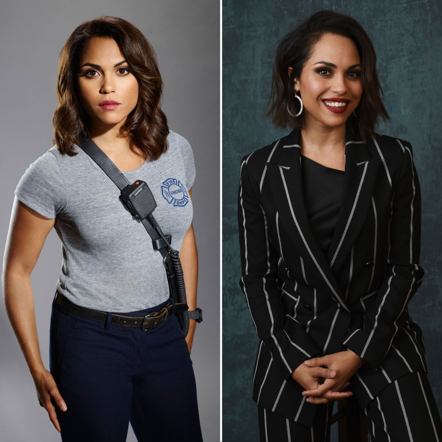 Monica Raymund One Chicago Where Are They Now