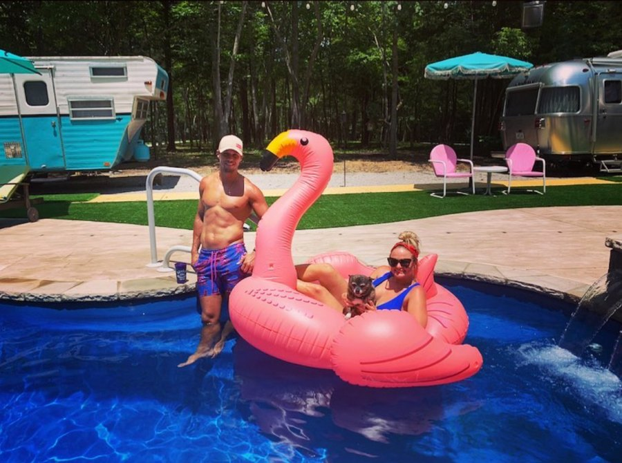 Miranda Lambert More Stars Celebrated the 4th of July