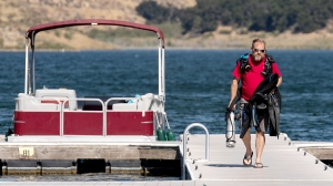 Naya Rivera Rescue Diver Explains What May Have Happened Lake Piru