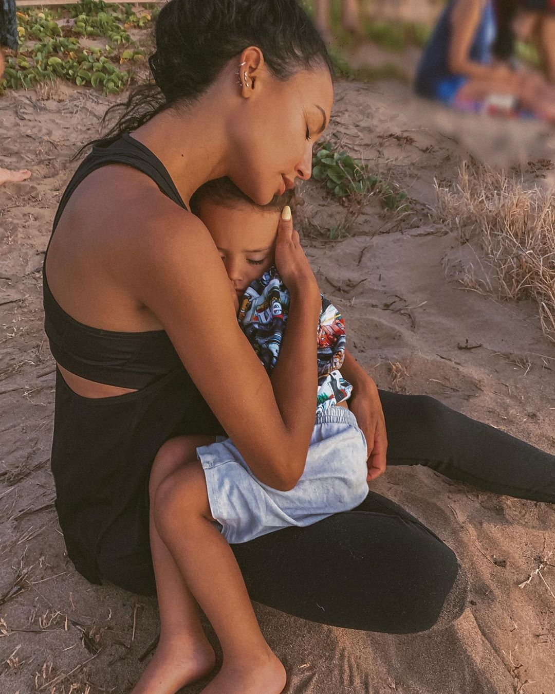 Naya Rivera Shared a Sweet Photo With Her Son Josey 1 Day Before Going Missing