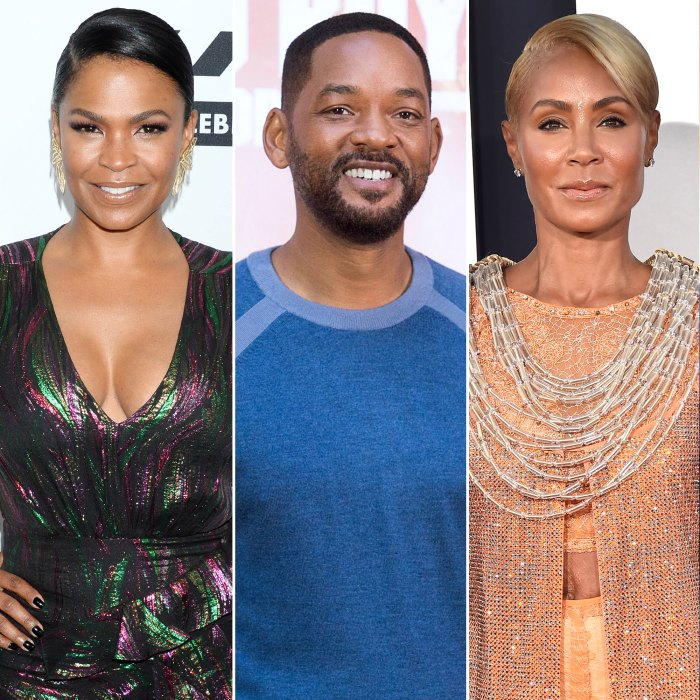Nia Long Praises 'Fresh Prince' Costar Will Smith and Jada Pinkett Smith for 'Extremely Vulnerable' Conversation on 'Red Table Talk'