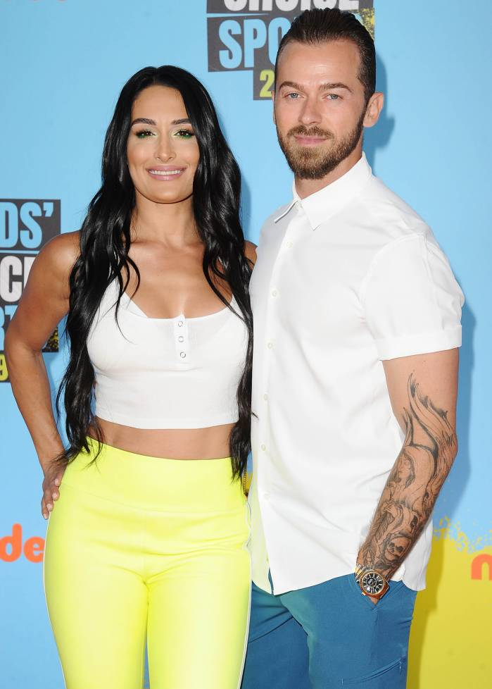 Nikki Bella Says She Can't Wait to Have 'Passionate Sex' With Artem Chigvintsev After Giving Birth