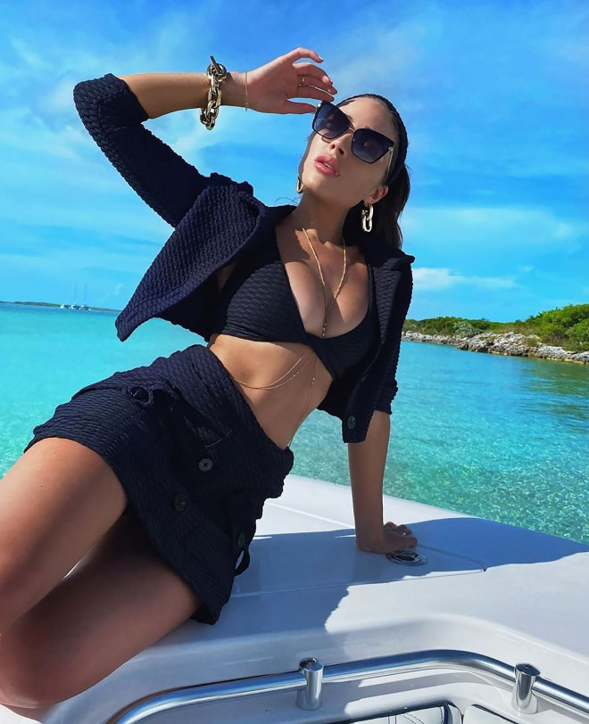 Sports Illustrated Swimsuit 2020 Cover Model Olivia Culpo Tells Us E