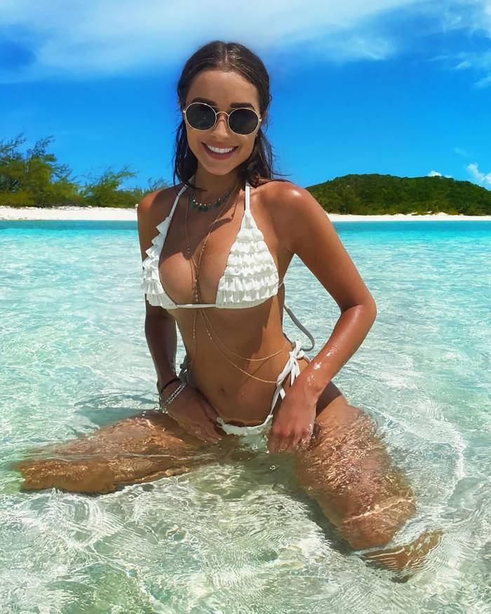 Listen to 'Sports Illustrated Swimsuit' Cover Model Olivia Culpo Tell Us How to Look Hot in a Bikini