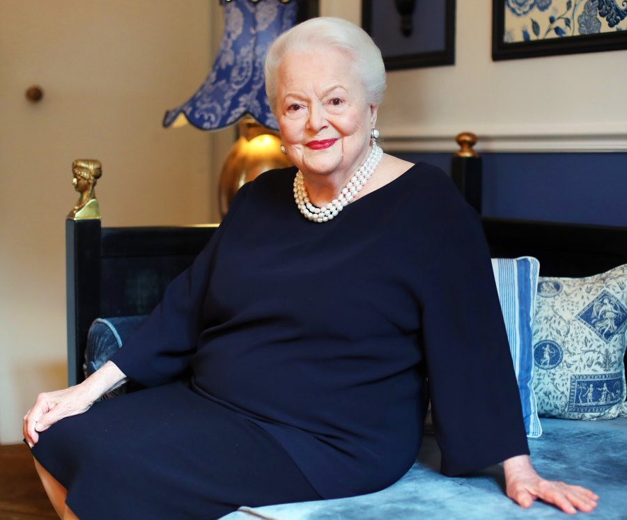Olivia De Havilland Celebrity Deaths In 2020