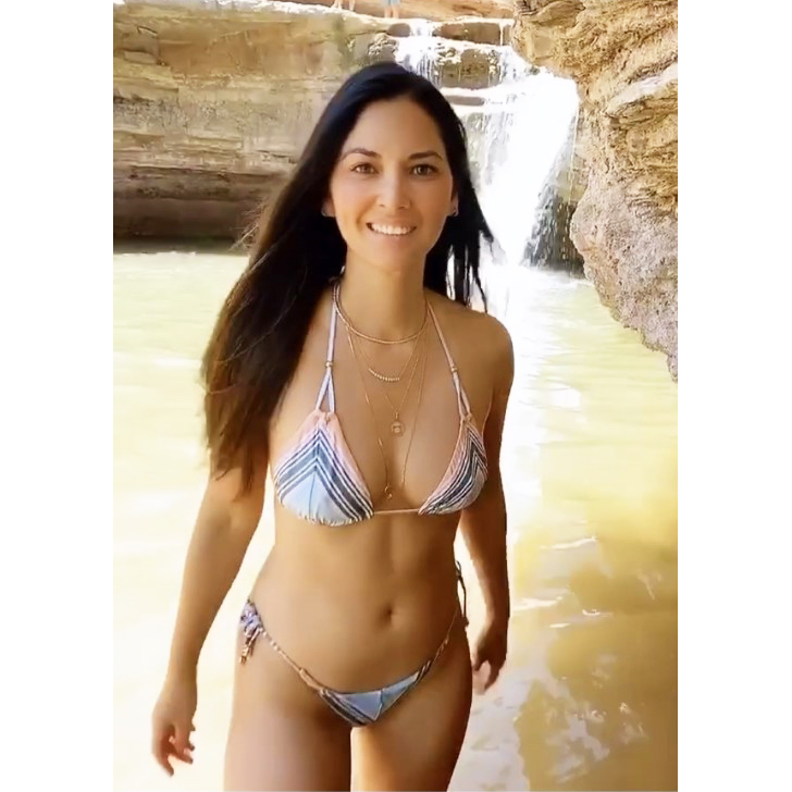 Olivia Munn The Best Celebrity Beach Bodies of 2020