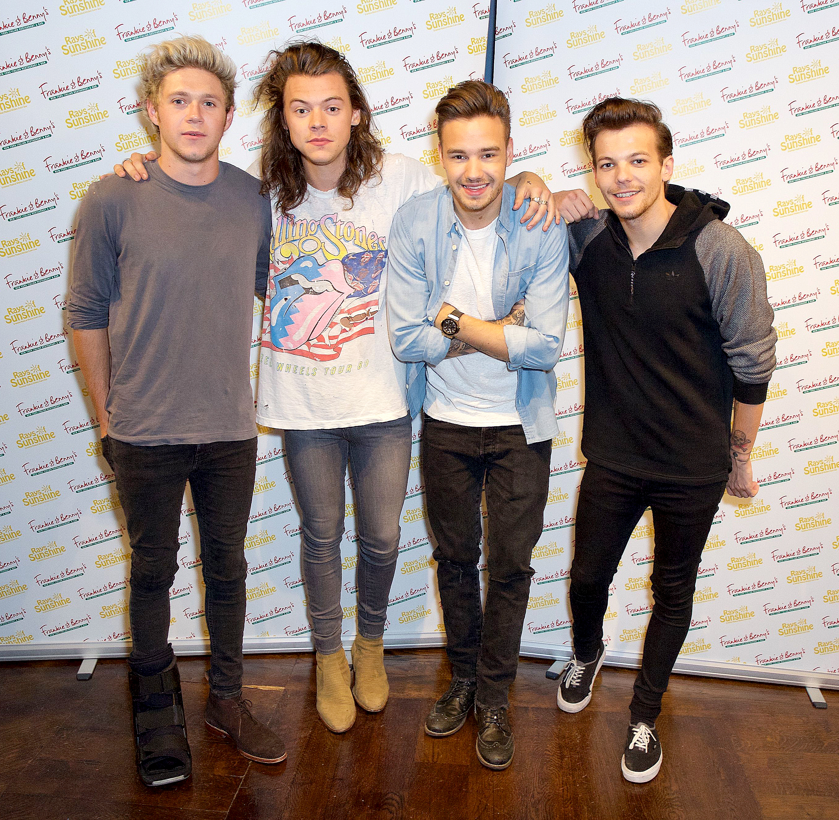 One Direction's New Video Celebrating Their 10th Anniversary Is Major