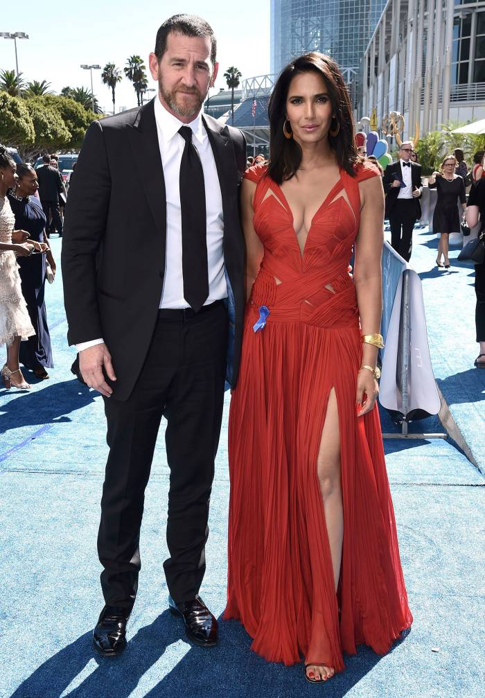 Padma Lakshmi No Perfect Balance to Coparenting With Adam Dell